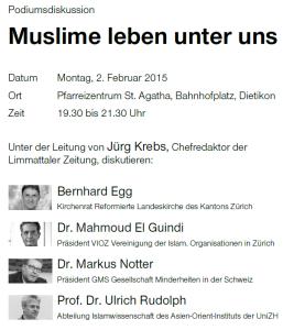 Flyer Muslime unter uns_2015