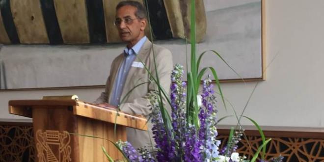 Rede des Präsidenten im Zürcher Stadthaus