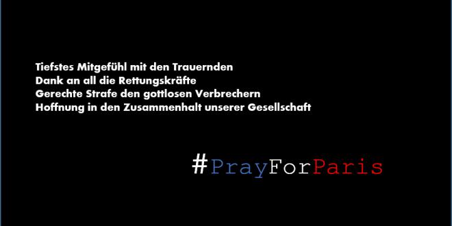 14. November  – Gemeinsame FIDS-Pressemitteilung zu den terroristischen Attentaten in Paris