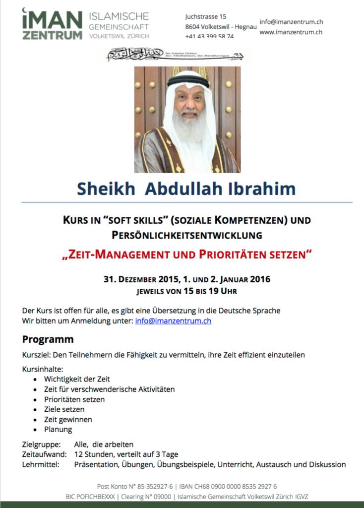 Sheikh Abdullah Ibrahim