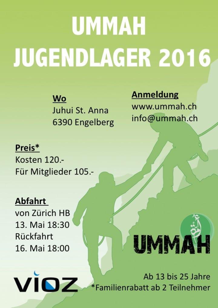 Ummah Jugendlager 2016