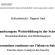 SZIG vom 26. April 2016: «Schlussbericht – Islambezogene Weiterbildung in der Schweiz – Bestandsaufnahme und Bedarfsanalyse»