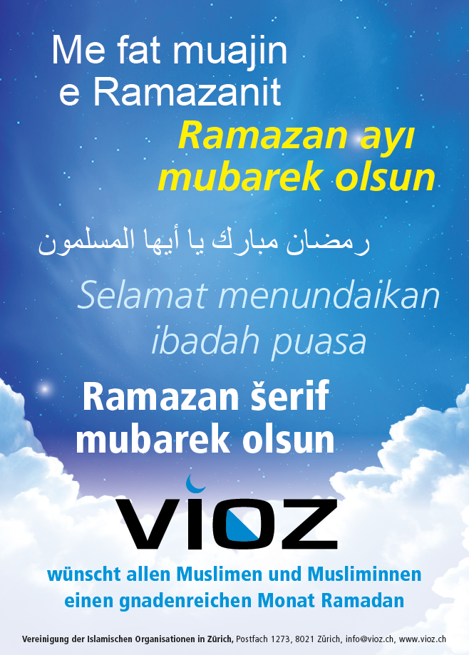 Ramazan mubarek oslun