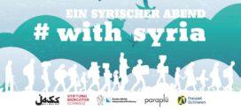 10. Juni – JASS: «Ein syrischer Abend»