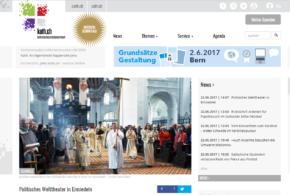 kath.ch vom 22. Mai 2017: «Politisches Welttheater in Einsiedeln»