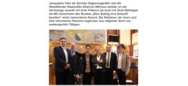 zhkath.ch vom 8. September 2017: «Der Bettag ist wichtig – Für Religionen und Staat»