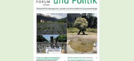 Bio Forum Schweiz vom 17. Oktober 2017: «Kultur und Politik 3/2017 – Boden und Land im Islam»