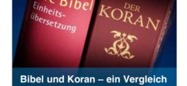 24. Februar – Reformierte Kirche Bauma-Sternenberg: «Bibel und Koran – ein Vergleich» Studientag mit Pfr. Dr. Bernhard Rothen
