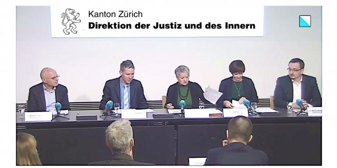 Zürcher Direktion der Justiz und des Innern 22. Februar 2018: «Medienmitteilung: Muslimische Spital- und Notfallseelsorge: Angebotslücke schliessen»