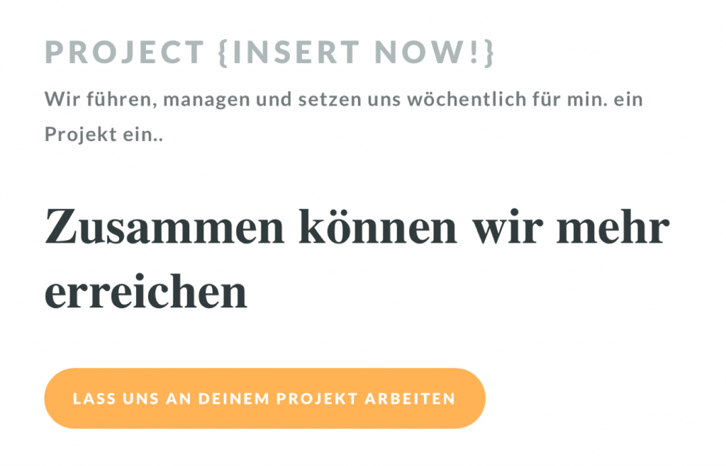 Project Insert & You4Com: «Project {Insert Now!}» – www vioz ch